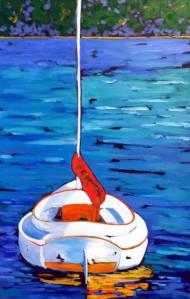 Christi Dreese 2015 Sailboat