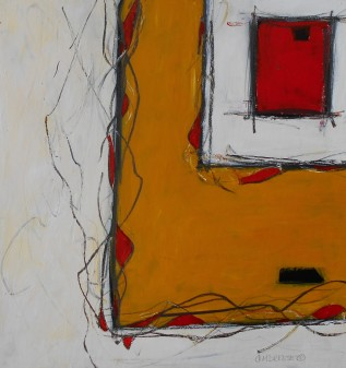 Artist Christi Dreese  Interconnection Series