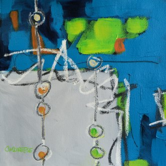 Christi Dreese Abstract Series