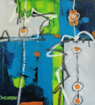 Christi Dreese Abstract Series2